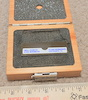 Calibration Standard Stage Micrometer Small Geometry McBain Instruments 2768