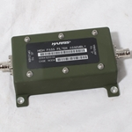 Harris RF High Pass Filter Assembly Passes > 26MHz 12064-5200-02 new