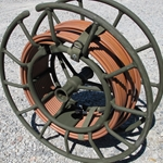 RF Cable on RC-435/U Reel with N connectors M17/127-RG393 Mil-C-17 At least 100-150' long