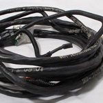 Harris 5-pin 20 foot PA power cable with fuse 10181-9826-020