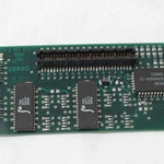 Raytheon AN/PSC-5D RT-1672 Transceiver Control Board Module 724784-801