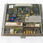 Raytheon AN/PSC-5D RT-1672 Transceiver RF/IF Circuit ASSY 724787-801 without metal enclosure