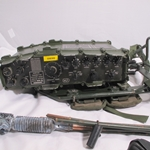 PRC-320 UK/RT320 HF RTw/SSB, Pack Frame, and Accessories