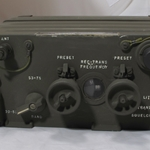 PRC-25 in as-overhauled / refurbished condition in original box