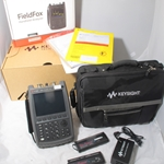 Keysight Fieldfox N9912A 6GHz Spectrum Analyzer Network Analyzer Loaded with almost all options and $3k Processor upgrade, New Calibration, almost un-used