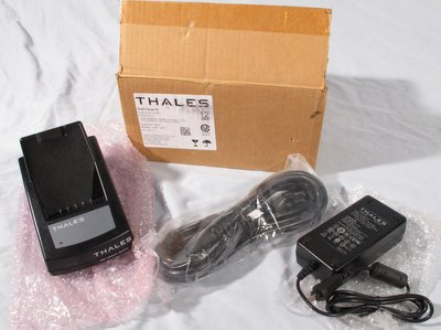 Thales single charger nsn
